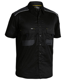 Flex & Move™ Mechanical Stretch Short Sleeve Shirt