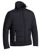 Puffer Jacket with Adjustable Hood